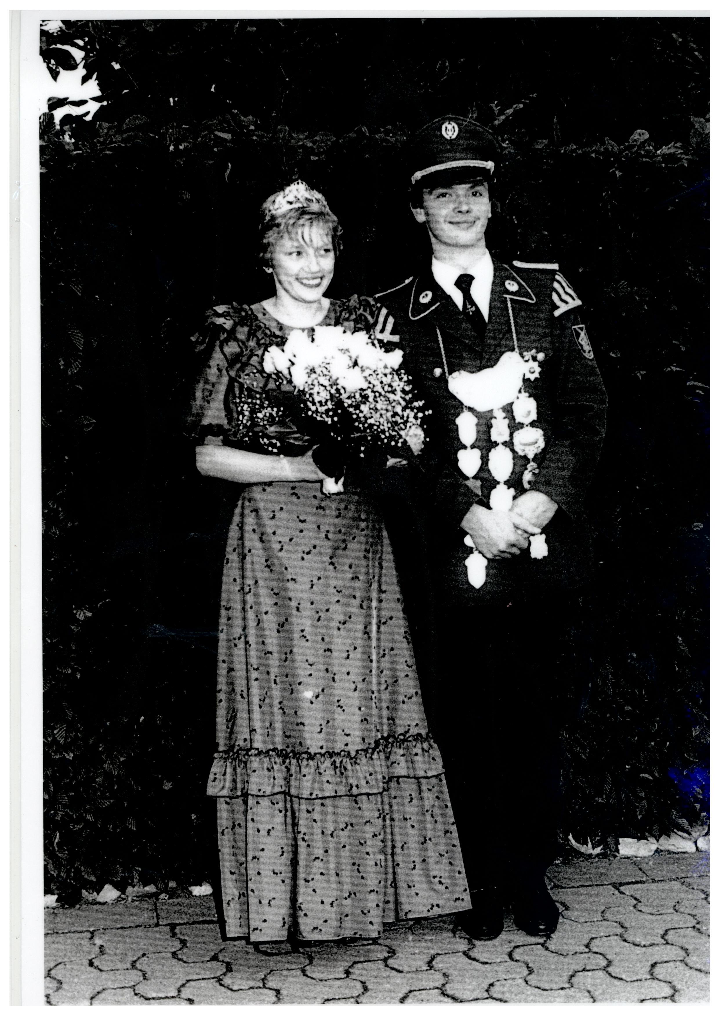 1984 - Martin Groß-Holtick und Irmgard Seggewiße