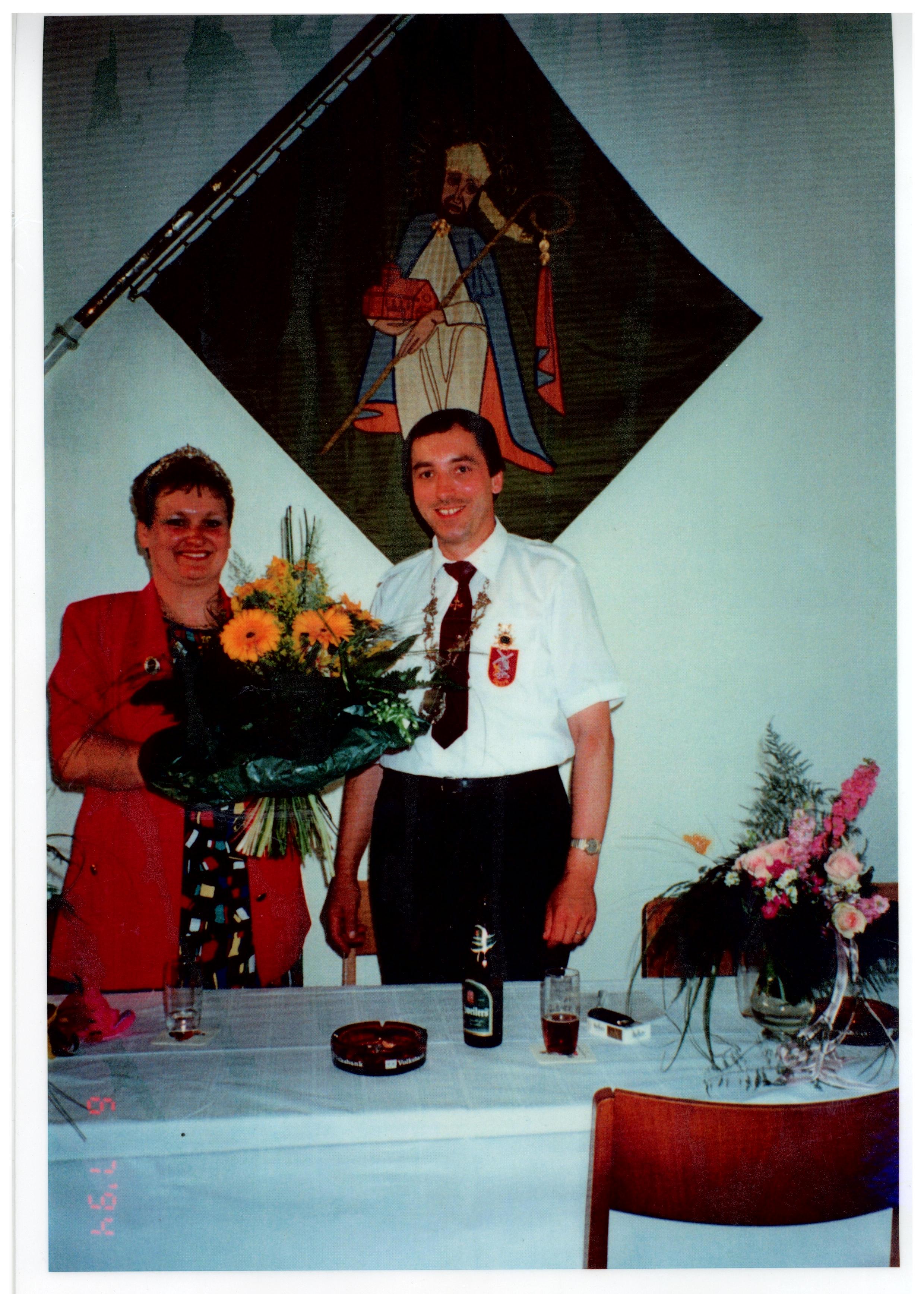 1994 - Ludger Hüning-Proppert und Maria Essing
