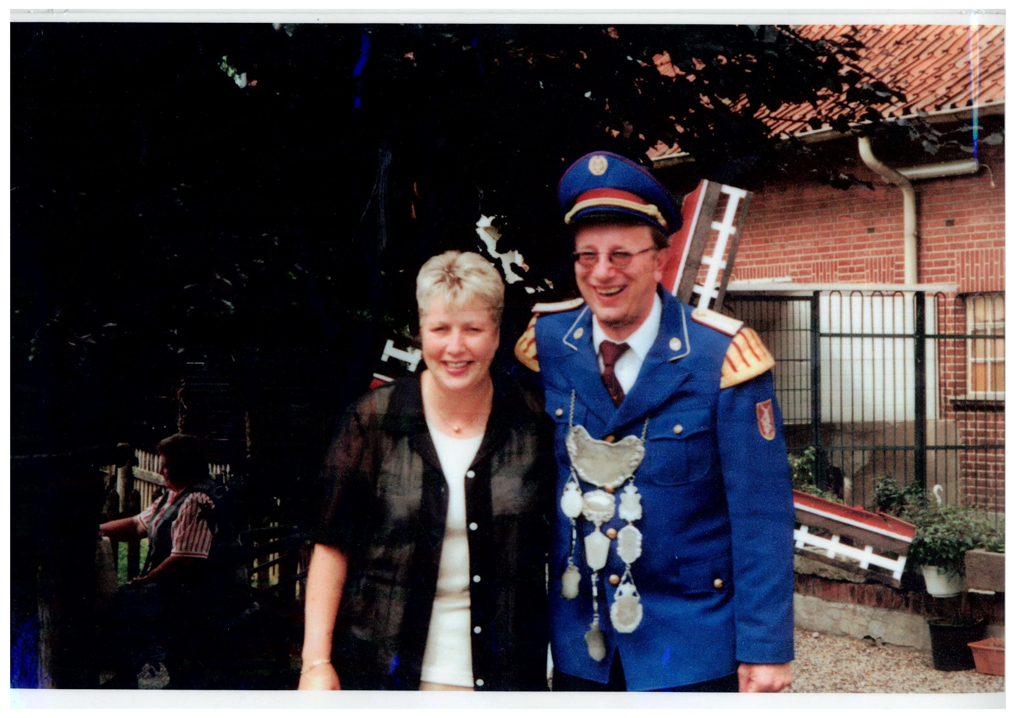 2001 - Antonius Seggewiße und Ulrike Bühs