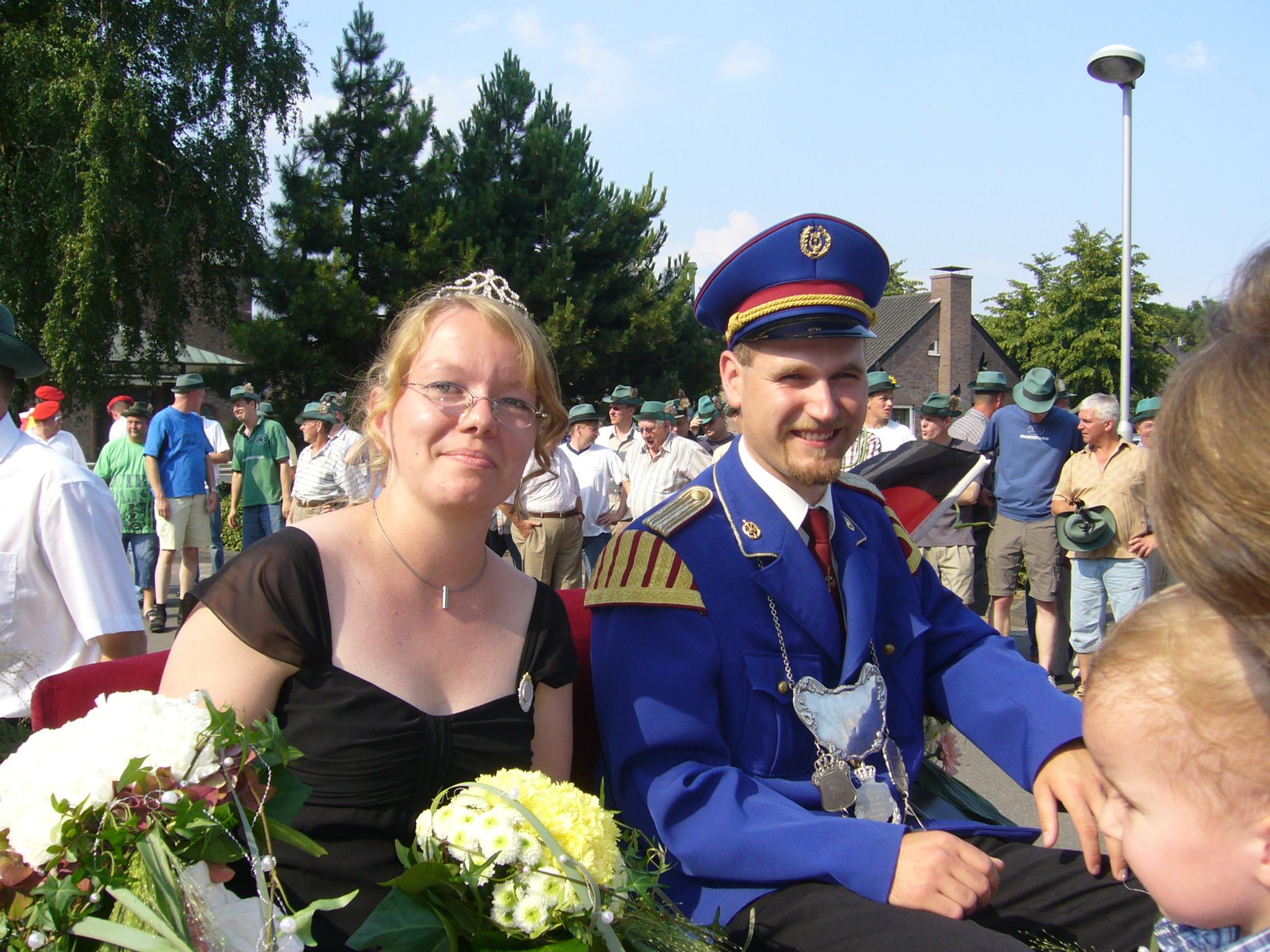 2006 - Mario Legeland und Heike Schmeink