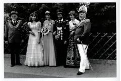 1981 - Ludger Legeland und Annette Hüning-Boland